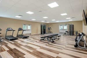 The Recovery Village Palm Beach Gym