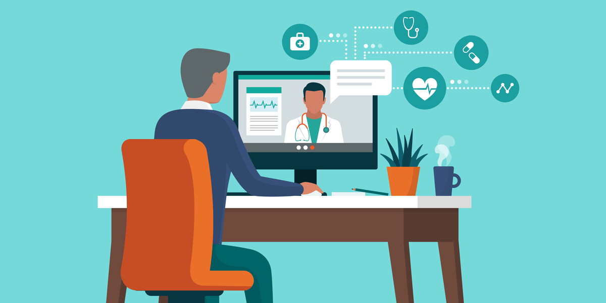 Insurance Can Cover Teletherapy for Mental Health Diagnoses